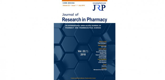 Journal of Research in Pharmacy